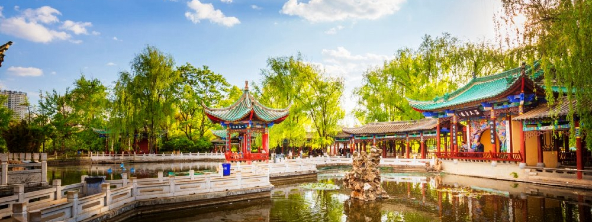 Paket Muslim Tour Kunming China - 6D4N