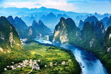 Tour 8 Hari ke Guilin China + Fast And Furios Show
