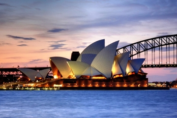 Tour Opera Sydney Australia - 6D3N by Scoot Airlines