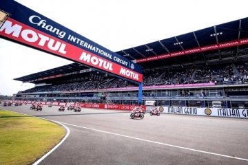 MotoGP Grand Prix of Thailand Chang Int'l Circuit - 4D3N By Garuda Indonesia