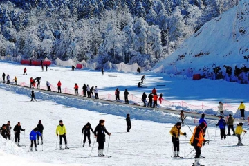 Special Series Beijing Winter Ski Tour - 5D3N by Air China