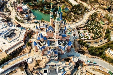 Best Offer Shanghai Disneyland China - 6D4N By China Southern