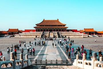 Best Offer Beijing Shanghai Xian China - 9D7N By China Southern