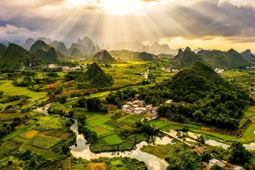 Crazy Offer Chines New Year Guilin Supreme China - 6D4N By Batik Air