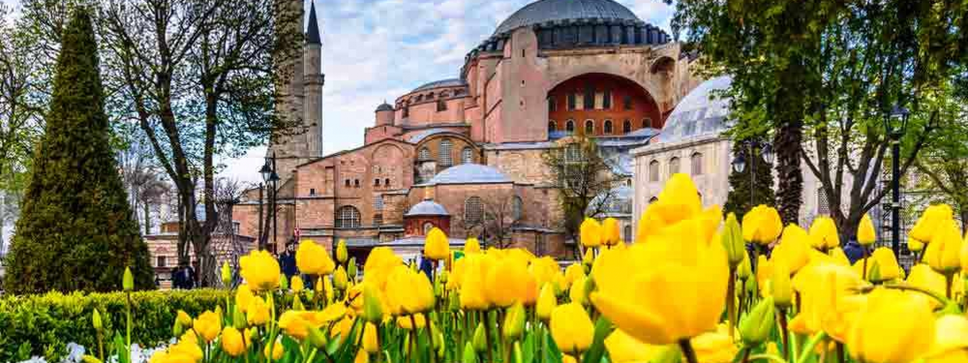 Promo Special Event Turkey Tulip Festival Tour - 10D8N By Qatar Airways